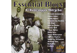 VARIOUS - Essential Blues Chicago Style - (CD)