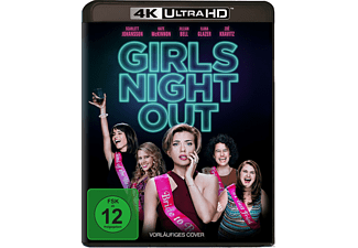 Girls´ Night Out - (4K Ultra HD Blu-ray)