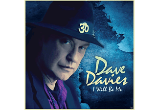 Dave Davies - I Will Be Me - (CD)