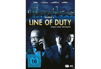 LINE OF DUTY (1.SEASON) (RE-RELEASE) - (DVD)