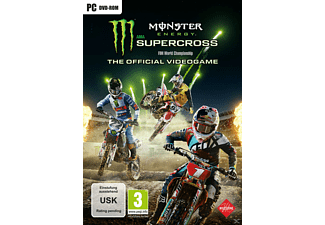 Monster Energy Supercross - The Official Videogame [PC]
