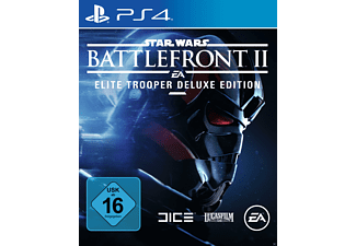 Star Wars Battlefront II: Elite Trooper Deluxe Edition [PlayStation 4]