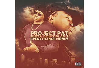 Project Pat - Mista Don't Play 2: Everythangs - (CD)