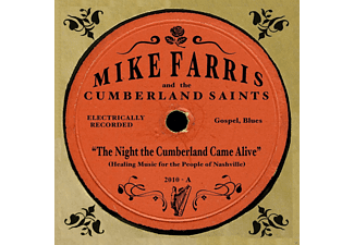 Mike Farris - The Night The Cumberland Came Alive - (CD)