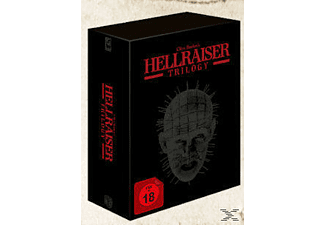 HELLRAISER TRILOGY BLACK BOX (LTD. EDIT./+DVD) [Blu-ray]