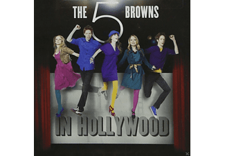 Five Browns - In Hollywood - (CD)