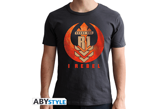 I Rebel Man T-Shirt (S)