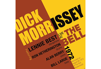 Dick Morrisey - Live At The Bell 1972 - (CD)