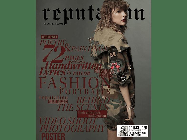 Taylor Swift - Reputation (Limitált Deluxe 2.) (CD) - MediaMarkt Magyarország
