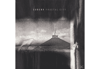 Cubenx - Fractal City (LP/Ltd.Ed.) - (Vinyl)