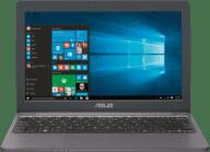 ASUS E203NA-FD029TS, Netbook mit 11.6 Zoll Display, Celeron Prozessor, 4 GB RAM, 32 eMMC, HD-Grafik 500, Star Grey