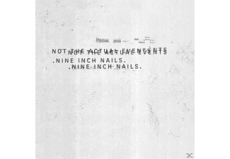 Nine Inch Nails - Not The Actual Events EP (Limited LP) - (Vinyl)