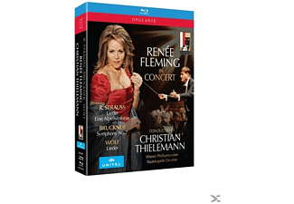 Renée Flemming - Renee Fleming in Concert - (Blu-ray)