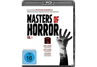 Masters of Horror Vol. 1 [Blu-ray]