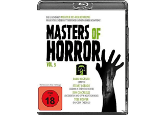 Masters of Horror Vol. 3 [Blu-ray]