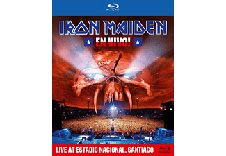 Iron Maiden - En Vivo! -  Live At Estadio Nacional, Santiago (Blu-ray)