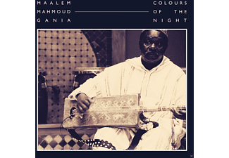 Maalem Mahmoud Gania - Colours Of The Night (Remastered 2LP) - (Vinyl)