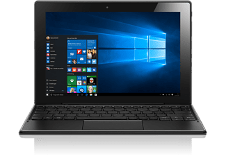 LENOVO Convertible IdeaPad Miix 320-10ICR LTE, silber (80XF000YGE)