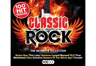 VARIOUS - Classic Rock - (CD)