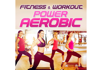 Various - Fitness & Workout: Power Aerobic - (CD)