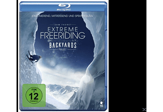 Extreme Freeriding - The Backyards Project - (DVD)