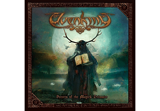 Elvenking - Secrets Of The Magick Grimoire (Limited Edition) (Digipak) (CD)