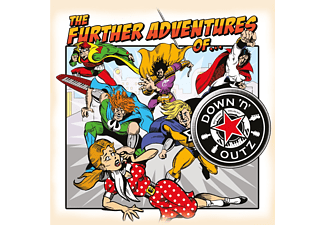 Down 'N Outz - The Further Adventures Of... (CD)