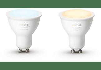 Philips Hue LED-lamp (uitbreiding) GU10 5.5 W Warmwit, Neutraal wit, Koud-wit