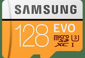 Samsung 128GB, MicroSDXC EVO 128GB MicroSDXC UHS-I Klasse 10 flashgeheugen