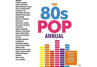 VARIOUS - 80's Pop Annual - (Vinyl)