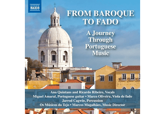 Magalhaes/Os Musicos do Tejo/+ - From Baroque to Fado - (CD)