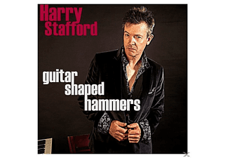 Harry Stafford - Guitar Shaped Hammers - (CD)