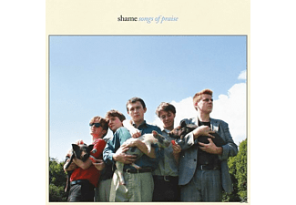 The Shame - Songs Of Praise - (Vinyl)