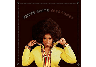 Bette Smith - Jetlagger (LP) - (Vinyl)