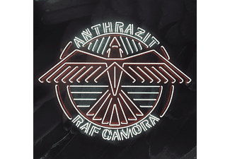RAF Camora - Anthrazit (LTD.2LP) - (Vinyl)