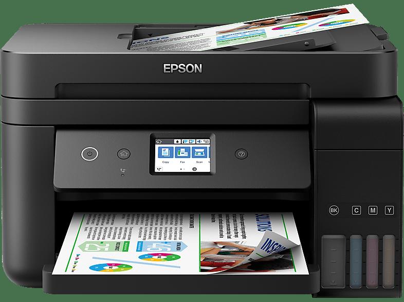 EPSON EcoTank L6190 - Ink Tank Πολυμηχάνημα με Fax laptop  tablet  computing  εκτύπωση   μελάνια πολυμηχανήματα