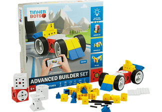KINEMATICS Tinkerbots Advanced Builder Set, Baukastensystem, Mehrfarbig