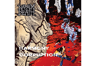 Napalm Death - Harmony Corruption - (Vinyl)