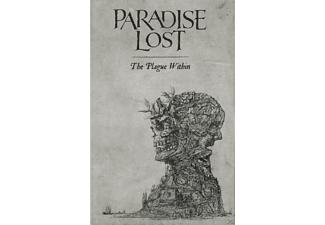 Paradise Lost - The Plague Within (Brown) - (MC (analog))