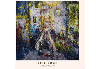 Line Bogh - Like Fire Like Fire - (CD)