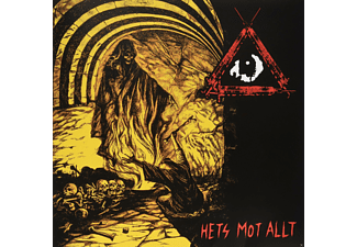 The Third Eye Rapists - Hets Mot Allt - (Vinyl)