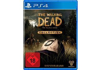 PS4 The Walking Dead Collection: The Telltale Series - PlayStation 4