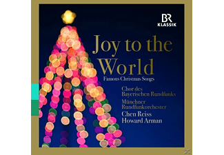 Chen Reiss, Chor Des Bayerischen Rundfunks, Münchener Rundfunkorchester - Joy To The World - (CD)