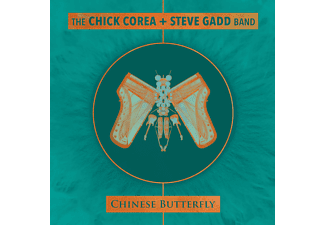 Chick Corea, Steve Band Gadd - Chinese Butterfly - (CD)