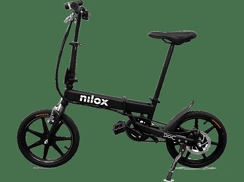 NILOX Doc E-Bike X2 Black hobby   φωτογραφία fitness ποδήλατα   πατίνια
