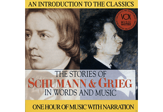 Bamberg So - Schumann,Grieg: Story in Words & Music - (CD)