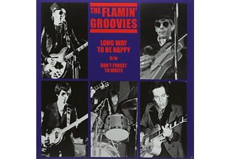 The Flamin' Groovies - long way to be happy - (Vinyl)