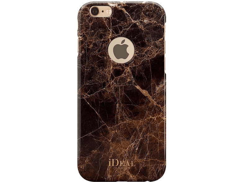 IDEAL Fashion Case A/W 16-17 Brown Marble για iPhone 6/6S/7/7S/8 smartphones   smartliving iphone θήκες iphone smartphones   smartliving αξεσουάρ
