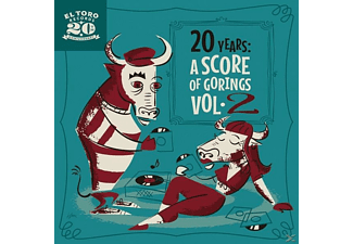 VARIOUS - 20 Years-A Score Of Gorings Vol.2 - (Vinyl)