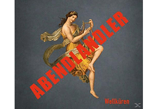 Wellküren - Abendlandler - (CD)